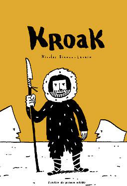 Kroak-couv